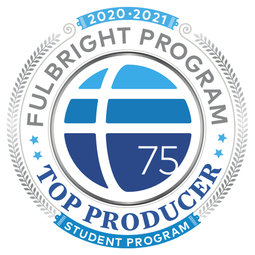 Fulbright Student Producer