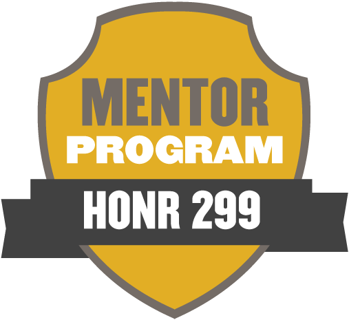 mentor program shield