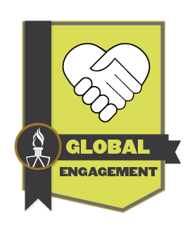 Global Engagement Committee shield