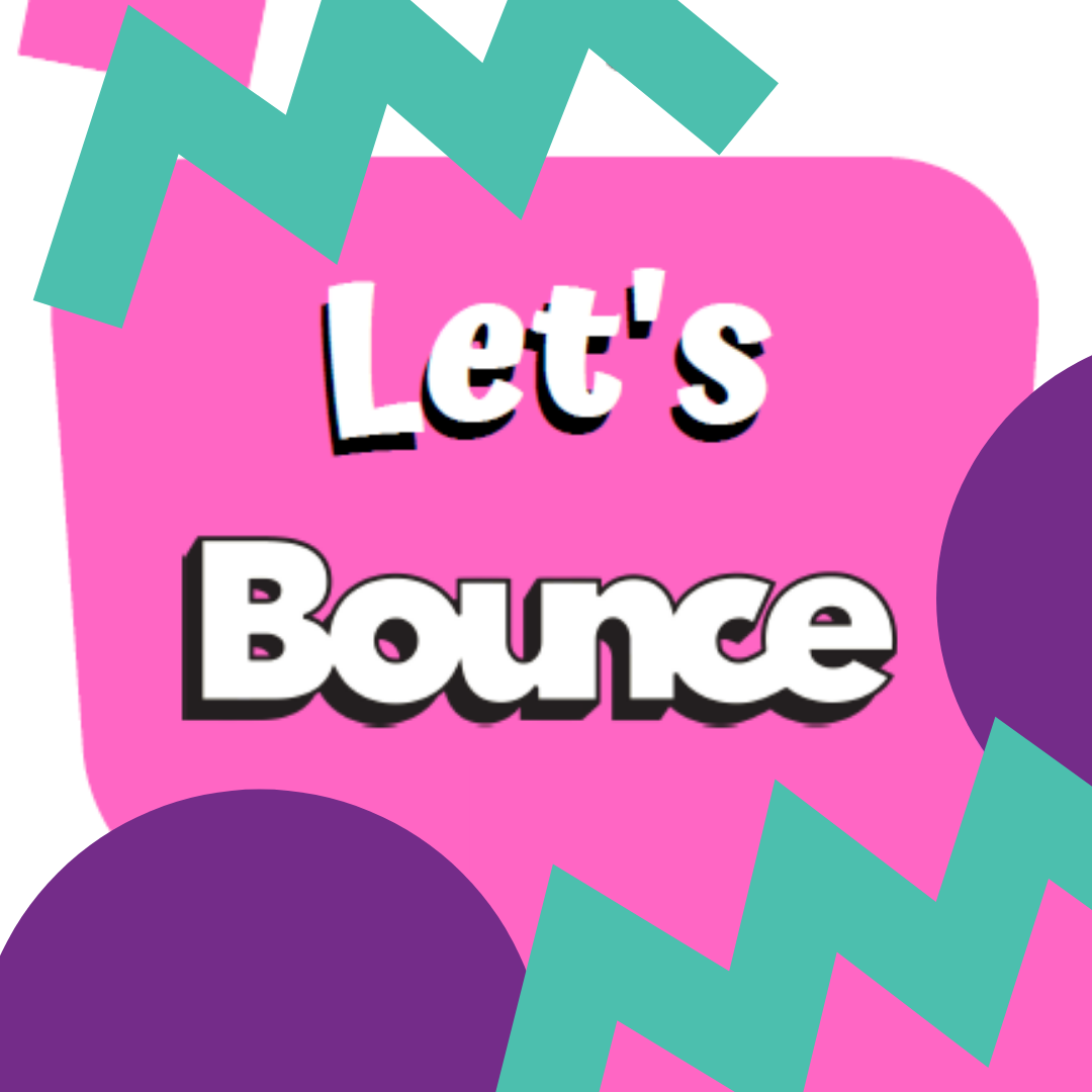 Let's Bounce logo