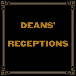 Deans' Receptions logo